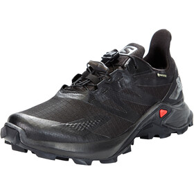 Salomon Supercross Blast GTX Schuhe Damen black/black/black